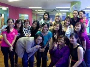 Mulberry Australia Visit to Singapore