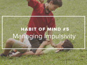 Teach Children to Stop and Think: Why It's Dangerous to Mistake Impulsivity for Spontaneity