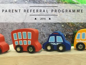 Parent Referral Programme 2016