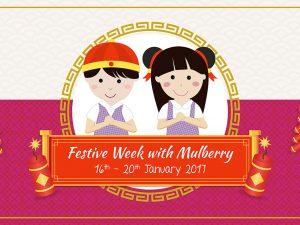 Festive Week With Mulberry