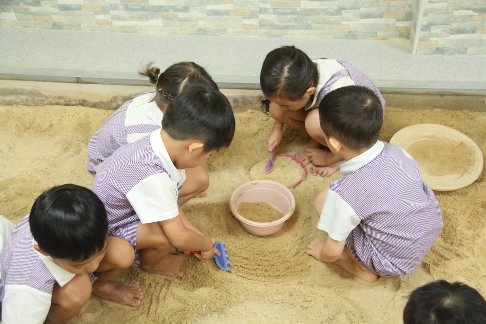 Mulberry Learning Sand Play