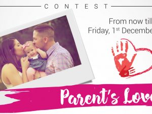 CONTEST – Parent's Love
