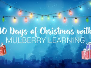 30 Days of Christmas with Mulberry Learning