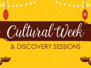 Cultural Week and Discovery Sessions