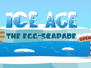 Ice Age: The Egg-Scapade Open House & Discovery Sessions