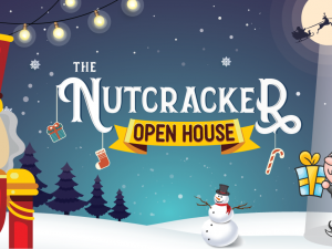 The Nutcracker Open House