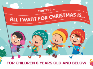 CONTEST – Is Your child On Santa's Nice List?