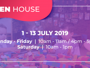 Mulberry Learning Open House (1 – 13 July 2019)