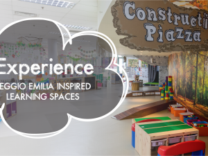 iExperience – Experience Learning in a Reggio-Inspired Environment