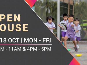 Mulberry Learning Open House (7-18 October 2019)