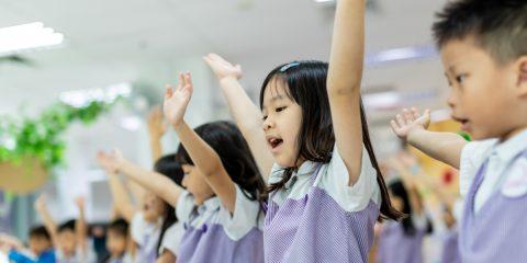 Mulberry Learning Preschool Nursery Rhymes Social Skills
