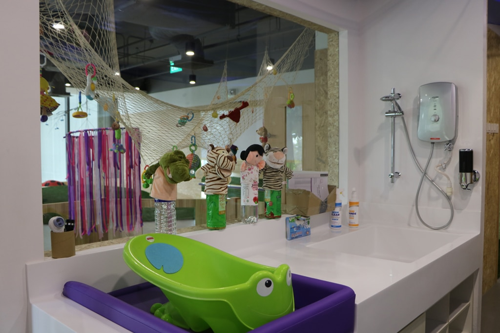 Mulberry Learning Infant Care Shenton Way