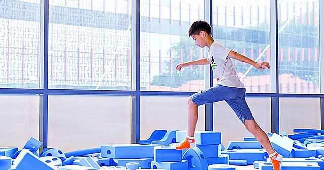 Indoor Playground Singapore