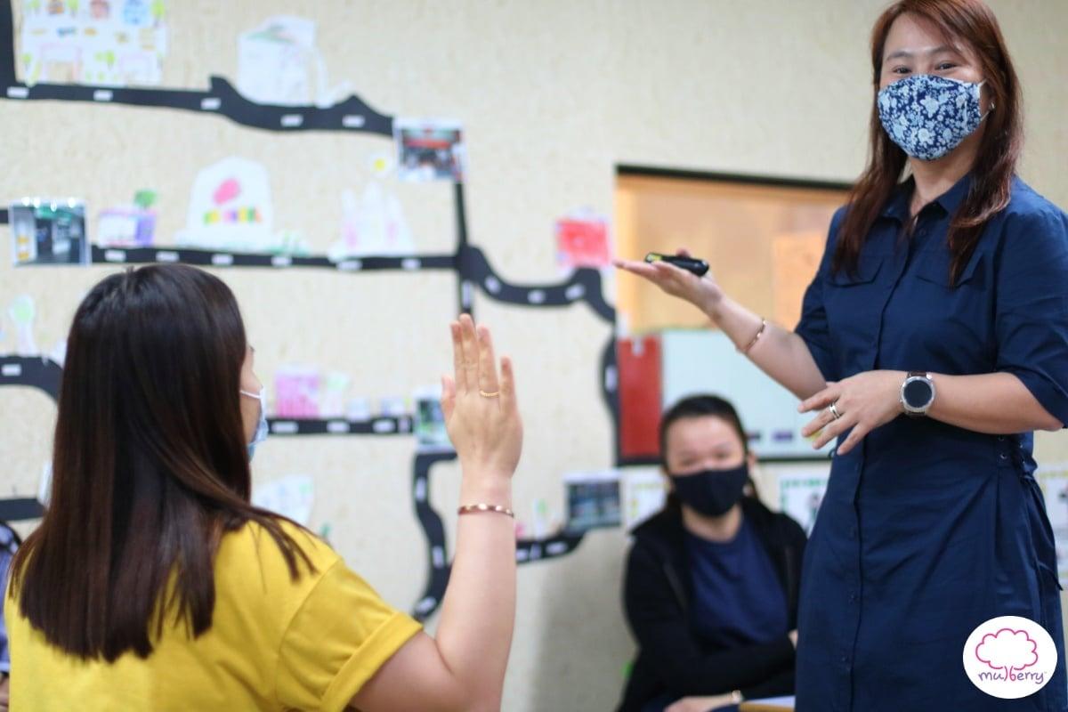 Mulberry Learning Revamp Professional Development Programme for Teachers